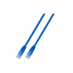 K8100BL.1, Patch cable Cat.6 1m UTP син, EFB