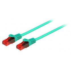 K8105GN.1, Patch cable Cat.6 1m UTP зелен LSZH, EFB