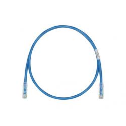 UTPSP4MBUY, Пач кабел UTP Cat.6 4м син, Panduit
