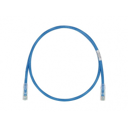 UTPSP5MBUY, Пач кабел UTP cat.6 5м син, Panduit