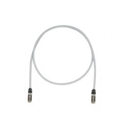 STP6X10MIG, Пач кабел STP Cat.6A 10м сив, Panduit