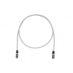 STP6X5MIG, Пач кабел STP Cat.6A 5m сив, Panduit