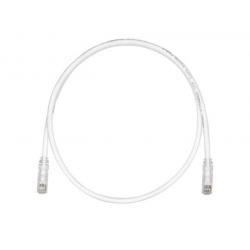 Пач кабел UTP Cat.6 2m сив,...