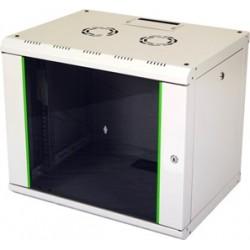 "LN-PR09U6060-LG, ProLine 9U 19"" 600x600 wall mount шкаф, Стенен комуникационен шкаф (rack)"