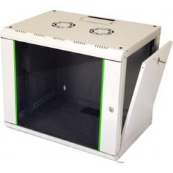 "LN-PR20U6045-LG, ProLine 20U 19"" 600x450 wall mount, Стенен комуникационен шкаф (rack)"