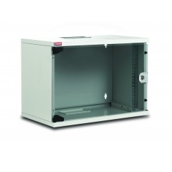 "LN-SH09U5440LG-DBAA-A-D02, LANDE, 9U 19"" SOHO перф.врата 540x400mm, Комуникационен шкаф (rack)"