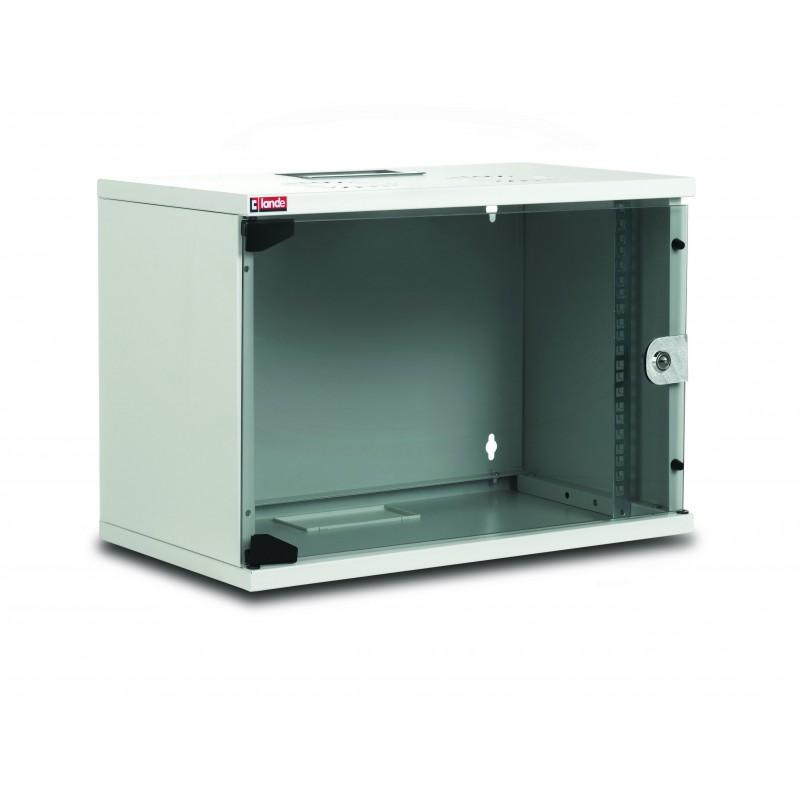 """LN-SH12U5440-LG-F0, LANDE, 12U 19"""" SOHO шкаф 540x400mm, Комуникационен шкаф (rack)"""