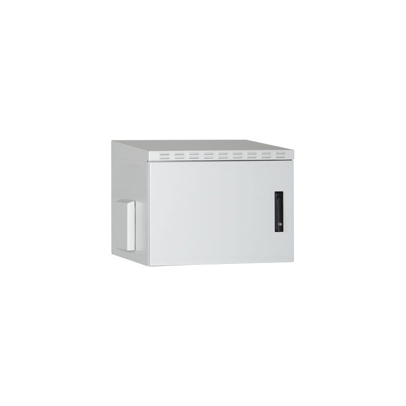 """LN-SBO-IP5512U6060-LG, LANDE, 12U 19"""" 600x600 Outdoor IP55"""