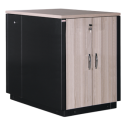 LN-SP-17U7511-W-BL, LANDE, 17U 600x1100 шумоизолиран шкаф