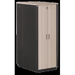 LN-SP-42U7511-T-BL, LANDE, 42U 600x1100 шумоизолиран шкаф