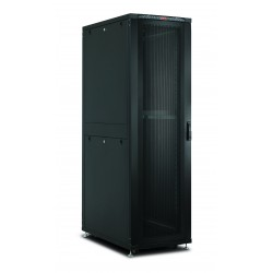 "LN-SR42U8010-BL-111, LANDE, 42U 19"" Server 800x1000mm Perf.Doors"