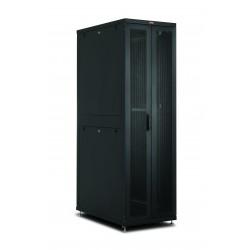 LN-SR47U8010-BL-111, LANDE, 47U 19`` Server 800x1000mm Perf.Doors