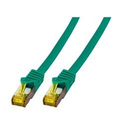 MK7001.15GR, Пач кабел Cat.7 SFTP 15m зелен, EFB