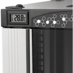 LN-THM-ELC, Цифров терм. 0-35C - монтаж  в предна конзола