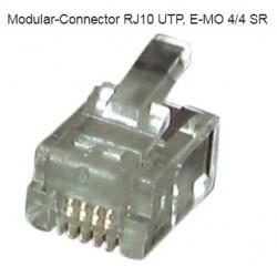 37517.1, RJ10 Плъг 4/4 EFB