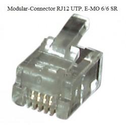 37518.1, RJ12 плъг за кръгъл кабел