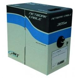 10150103.305, Кабел FTP Cat.5e 24AWG, box305m, BKT
