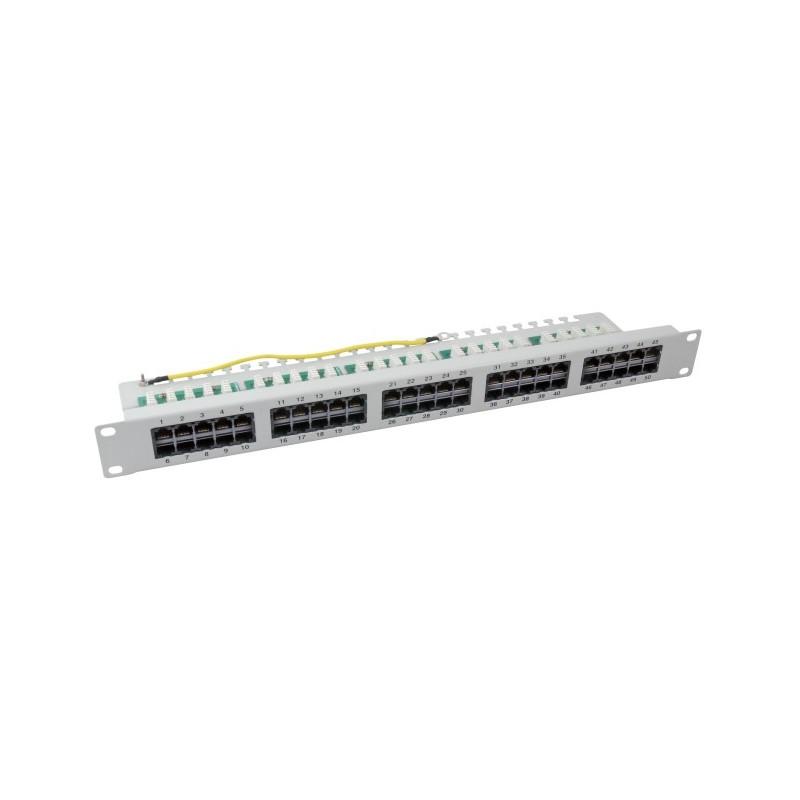 37595.2, 50 портов ISDN панел, EFB, сив