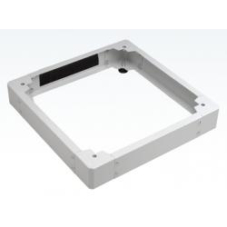 LN-ZMN-BAS-8010-LG, Plinth H100mm W800mm D1000mm, сив