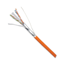 N100.622G-OD, Кабел FTP Cat.6A LSZH 23AWG orange NEXANS