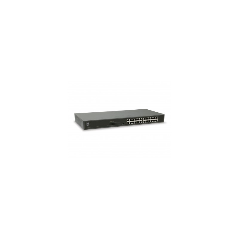 FSW-2450, 24 port Ethernet switch 10/100