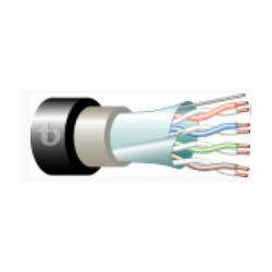 8393204101, Teldor, FTP кабел cat.5e + UV/FR J BK