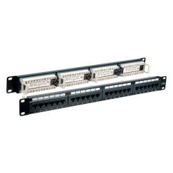 KF-E24CPJ, Пач панел 24 порт UTP Cat.5e, KF