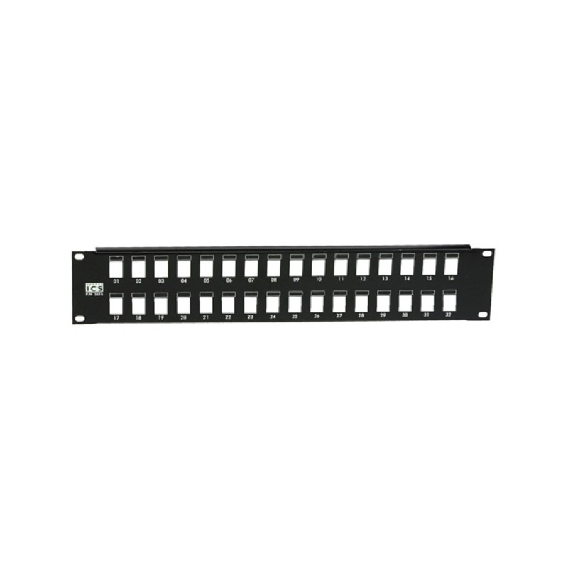 5516, ICS, Unloaded patch panel 32 ports
