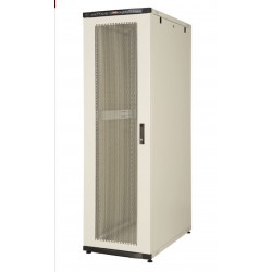 """LN-CS42U6080-BL-541, LANDE_CK, 42U 19"""" Free Stand 600x800 Perf.doors"""