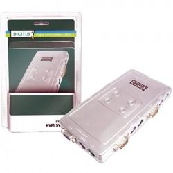 DCIC614I, KVM комутатор PS2 с 4 порта