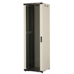 "LN-CK16U6060-LG, LANDE_CK, LANDE_CK, 16U 19"" FreeStanding СИВ 600x600mm, Комуникационен шкаф (rack)"