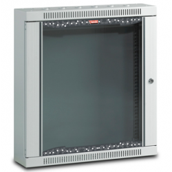 "LN-RS12U5430-LG-1, LANDE, 12U 19"" Wall Mounting Cabinet 540x300mm"