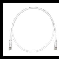 UTPSP0.5MY, Пач кабел UTP Cat.6 0.5м сив, Panduit