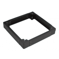 LN-ZMN-BAZ-8080-BL, Plinth H100mm W800mm D800mm Modular