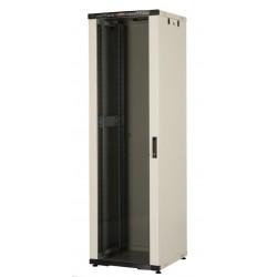 """LN-CK20U6060-LG, LANDE_CK, 20U 19""""Free Stand 600x600mm сив, Комуникационен шкаф (rack)"""