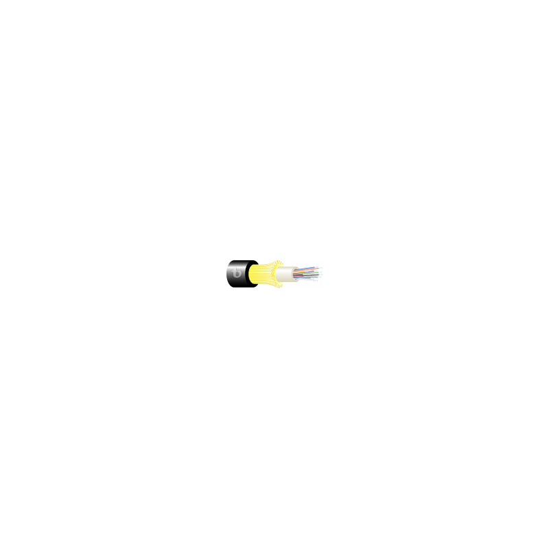 F60120114E, Опт. кабел 12F 62.5/125 (SLA-6-01x12-ZP-D)
