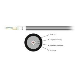 55408.1, Опт. кабел 8F SM 9/125 PE A-DQ9Zn)N2Y, EFB