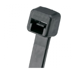 PLT.6SM-M30, Опашки 1.8x71mm, черни heat stab.nylon 6.6