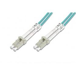 TG-4LCLC-03L, Оптична корда дуплекс 50/125 LC-LC (OM3), 3m TG