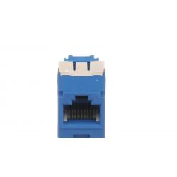 CJ6X88TGBU, The Category 6A, RJ45, 8-position, 8-wire, 10 Gb/s UTP Mini-Com