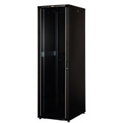 """LN-CK42U6080-BL-121, LANDE_CK, 42U 19"""" Free Stand 600x800mm"""