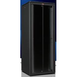 """LN-FS32U8060-BL-001, LANDE, 32U 19"""" Free Standing Cabinets 800x600 mm"""