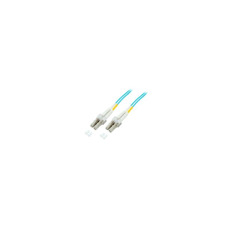 O0312.5, Оптична корда дуплекс 50/125 LC-LC (OM3), 5m