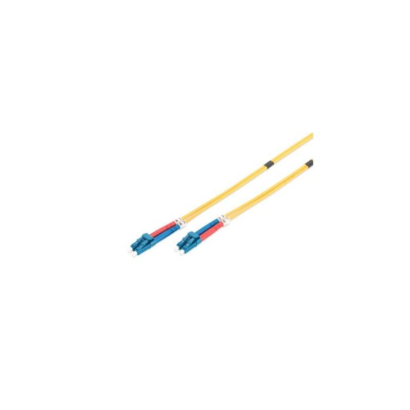 TF-9LCLC-10, Оптична корда дуплекс 9/125 LC-LC, 10m, TF