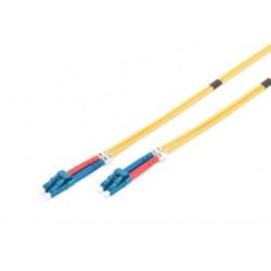 TF-9LCLC-01L, Оптична корда дуплекс 9/125 LC-LC, 1m, TF