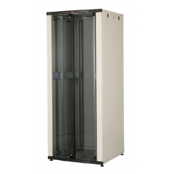 "LN-CK42U8080-BL, LANDE_CK, 42U 19"" Free Stand 800x800mm, Комуникационен шкаф (rack)"
