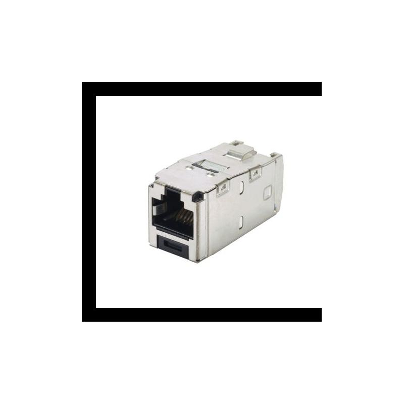 CJS6X88TGY, Mini-Com конектор FTP Cat.6A