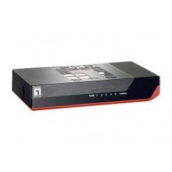 FSW-0511, 5-port Mini Fast Ethernet Switch, L1