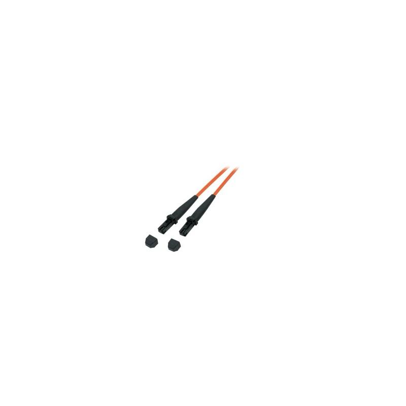 OPT-MTRJMTRJ-2, Оптична корда дуплекс 50/125 MTRJ-MTRJ, 2m, OPT