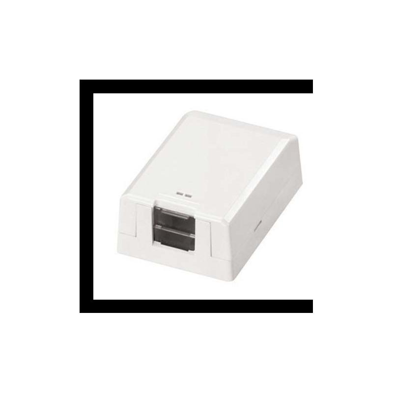 CBXS1AW-A, Розетка празна за 1 Mini-Com® Module
